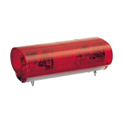 赤色散光式警光灯  M型 55型(幅550mmタイプ)