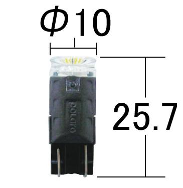 T10タイプ(40lm)