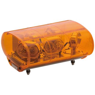 【LED】 黄色散光式警光灯 M型 43型(幅430mmタイプ)