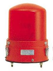 赤色丸型警光灯   8型