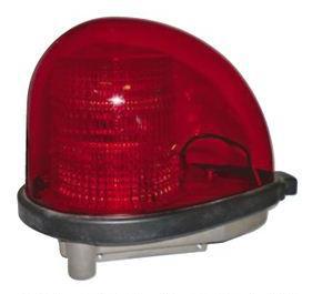 赤色丸型警光灯   2N型