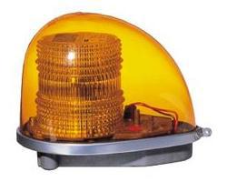黄色丸型警光灯 2N型