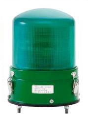 緑色丸型警光灯 8型