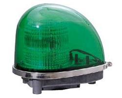 緑色丸型警光灯 2N型