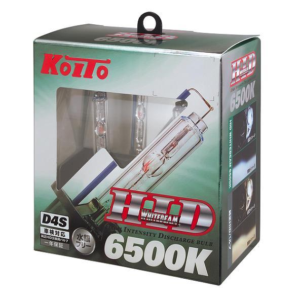 D4 6500K パッケージ