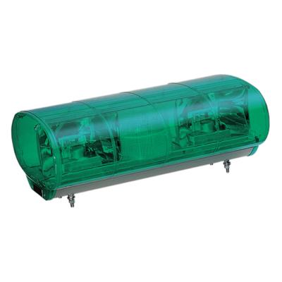 緑色散光式警光灯 M型   55型(幅550mmタイプ)
