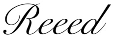 Reeed ロゴ