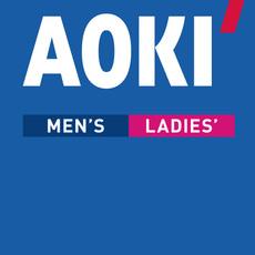 AOKI ロゴ