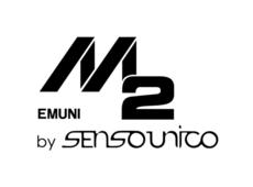 M2 by sensounico ロゴ