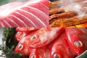県外とのお客様とのご会食に! 魚弥長久 極上の静岡旨い物コース
