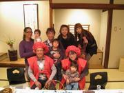 「家族団欒でお過ごし下さい!」還暦祝いプラン6000円(税・サ別)記念写真プレゼント付き
