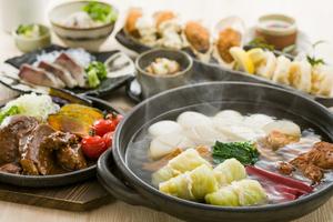 【冬プラン】名物 牛ほほ肉の十千焼き飲み放題付きプラン  11月20日より承ります