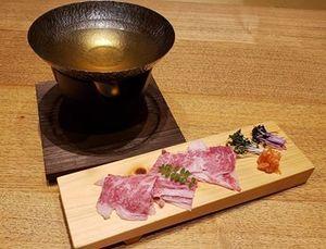 今こそ静岡を盛り上げよう!!静岡の食材をふんだんに使った天然南鮪食べ比べ付き秋のしずまえ会席