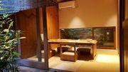 換気良い個室で静岡の食材をふんだんに使った天然南鮪食べ比べ付き夏のしずまえ会席