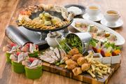 ●12月初旬スタート●魚介と4種のチーズタッカルビ&豪快肉盛り!冬の宴会プラン【120分飲み放題付き】
