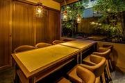 ◆庭園を望む完全個室ご宴会プラン◆【120分飲み放題付き】6名様〜18名様