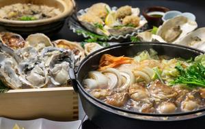 【会食・接待・食事会】安心個室で免疫力高まる牡蠣プラン