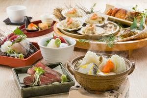 ◆冬プラン◆国産和牛の炭火焼きと草薙皿鉢会席