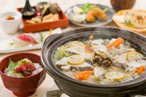 ◆冬プラン◆ゆず香る真鯛鍋と冬の美食会席5,000円(税込)