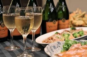 【記念日プラン】Anniversary 特別な日はスパークリングワインで乾杯