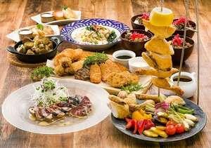 ◆春プラン◆ 丸ごと低温ローストチキンと初鰹を食す春のパーティープラン