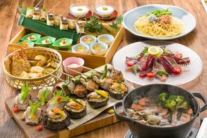 【冬の宴会】名物!富士のいただき鍋と肉盛り付きコース