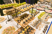◆ソーシャルディスタンス対応◆春のビュッフェパーティープラン