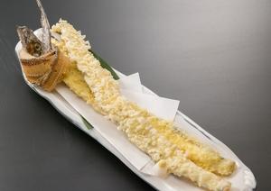 太刀魚天ぷら