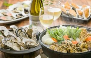 ◆4月1日〜5月12日限定◆牡蠣食べ放題プラン