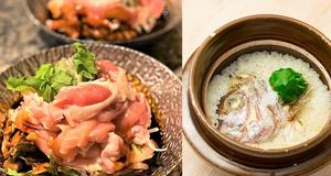 ◆夏プラン◆ いきいき鶏味噌すきと土鍋炊き鯛飯の覚弥会席プラン【120分飲み放題付】