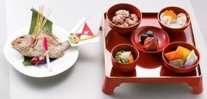 『100日祝い』覚弥のお食い初めプラン