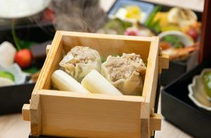 和食屋の特製肉焼売