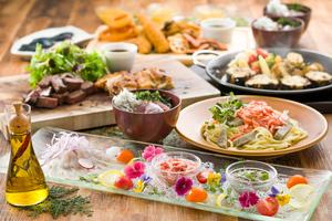 ●冬プラン● ふじのくにを食す 冬のプレミアムしずまえパーティープラン