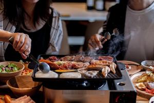【平日・デッキ席限定】BBQ&ビアパーティプラン