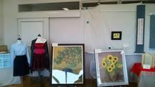 卒業生作品展示FT科・日本画