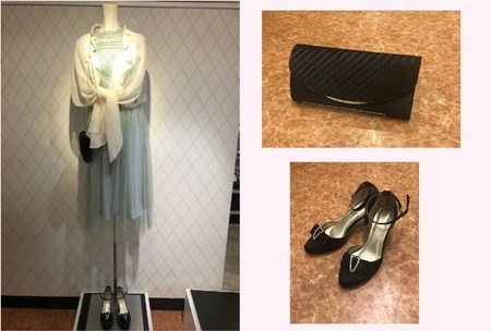 【Party Dress】結婚パーティや謝恩会におススメ!